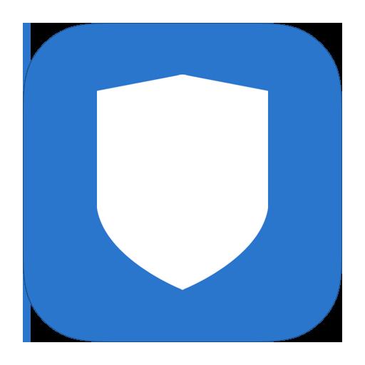 metroui, security icon