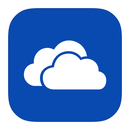 metroui, skydrive icon