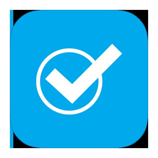 metroui, task icon
