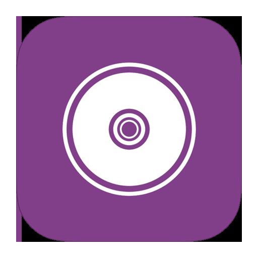 metroui, ultraiso icon