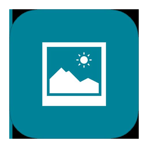 metroui, photos, windows icon
