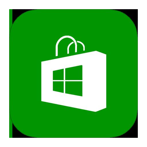 metroui, store, windows icon