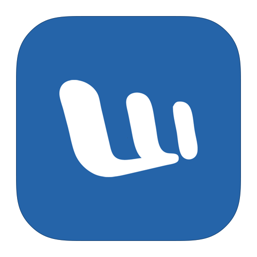 metroui, word icon