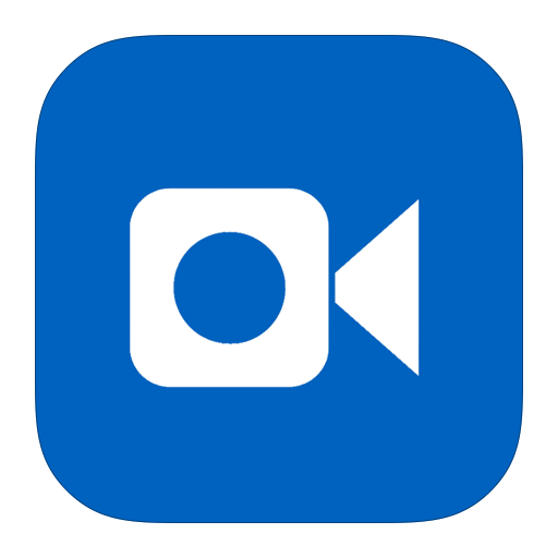 facetime, metroui icon