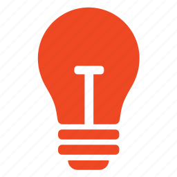 bulb, electric, electricity, idea, lamp, light, lightning, power, sun icon