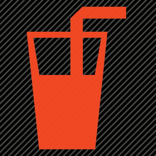 cup, drink, food, glass, kitchen, restaurant, straw, wine icon