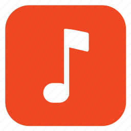 audio, media, multimedia, music, note, play, player, sound, volume icon