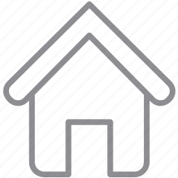address, building, company, home, house, office, real estate icon