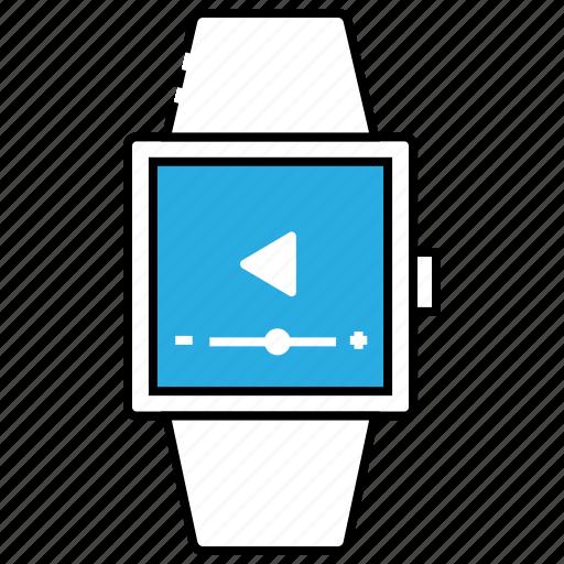 apple watch, gadget, screen, smart watch, smartphone, technology icon