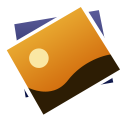photos, preview icon