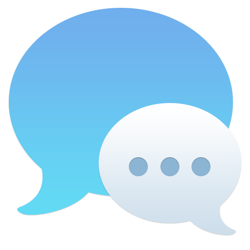 chat, messages icon