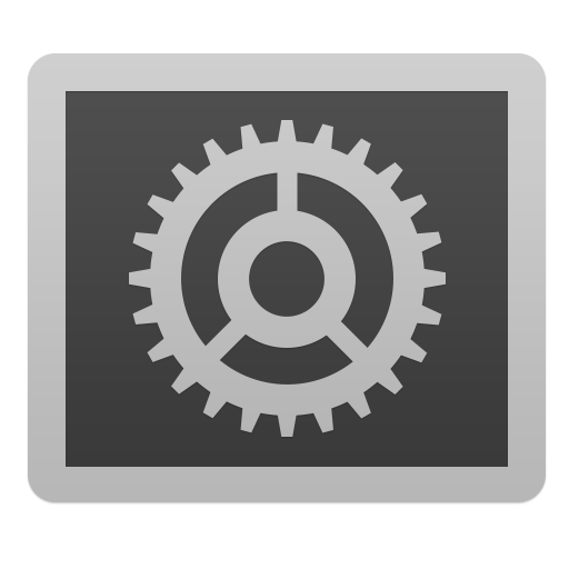 preferences, settings icon