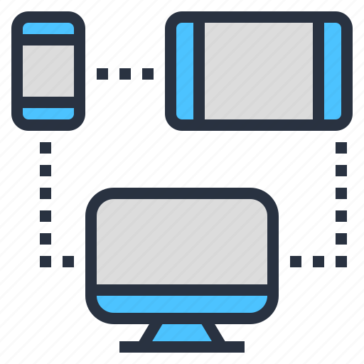 computer, devices, mobile, smartphone, technology icon