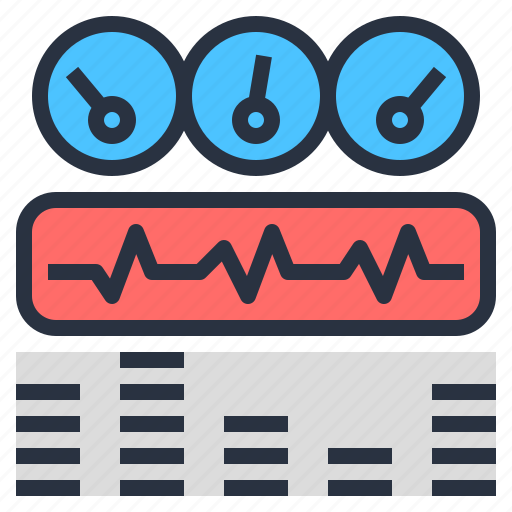 device, electricity, meter, record, smart, utility icon