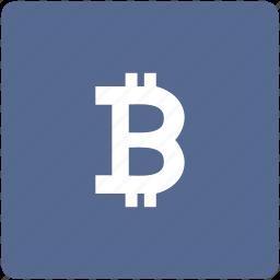b, bank, bitcoin, money, value icon