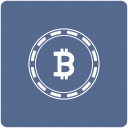 bank, bitcoin, coin, money, value icon