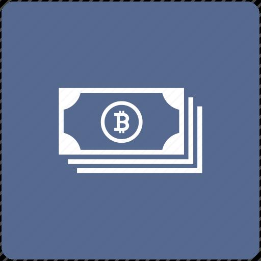 bank, bitcoin, cash, money, sum icon