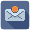 app, letter, mail, mailbox, message, new icon