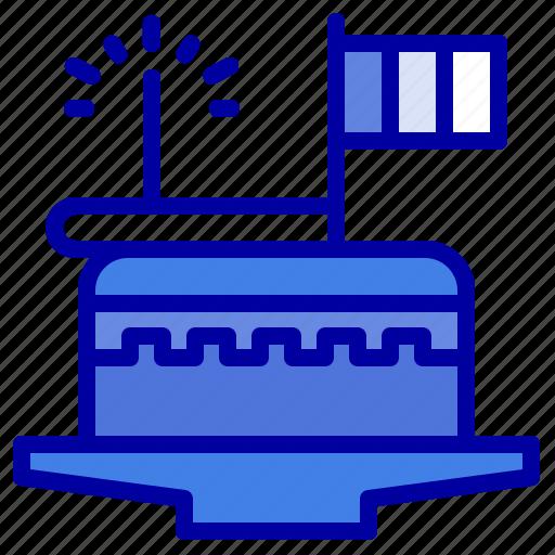 Cake, celebrate, day, festival, patricks icon - Download on Iconfinder