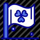 flag, ireland, sign icon