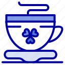coffee, cup, ireland, tea icon
