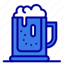 alcoholparty, beer, celebrate, drink, jar icon