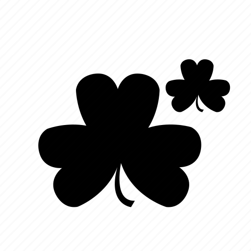 four leaf clover, ireland, irish, luck, shamrock icon