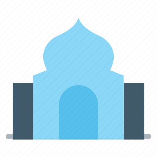house of worship, islamic building, masjid, mausoleum, mosque icon