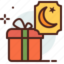 belief, cultures, gifts, muslim, ramadan, religion icon