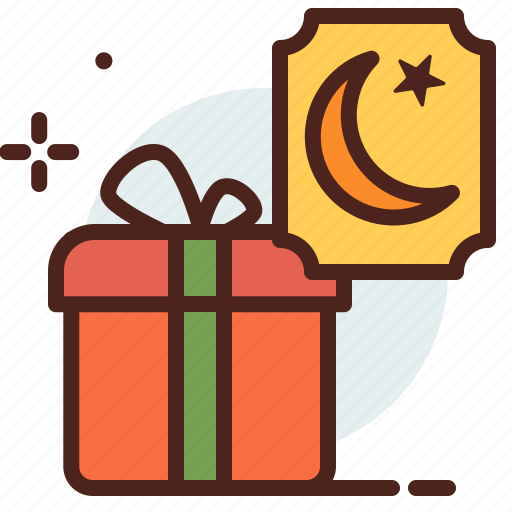 belief, cultures, gifts, muslim, ramadan, religion icon