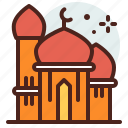 belief, cultures, mosque, muslim, ramadan, religion icon