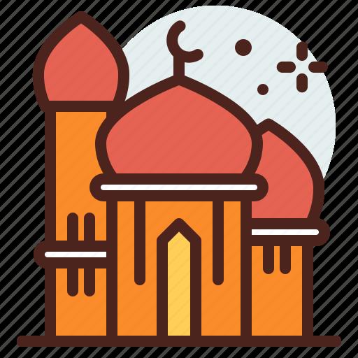 belief, cultures, mosque, muslim, ramadan, religion icon