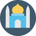 house of god, house of worship, masjid, mosque, muslim pray icon