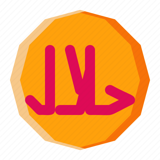 Halal, islam, label, sticker icon - Download on Iconfinder