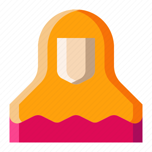 Avatar, islam, muslimah, woman icon - Download on Iconfinder