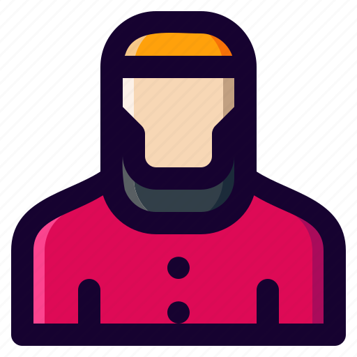 avatar, islam, man, muslim icon