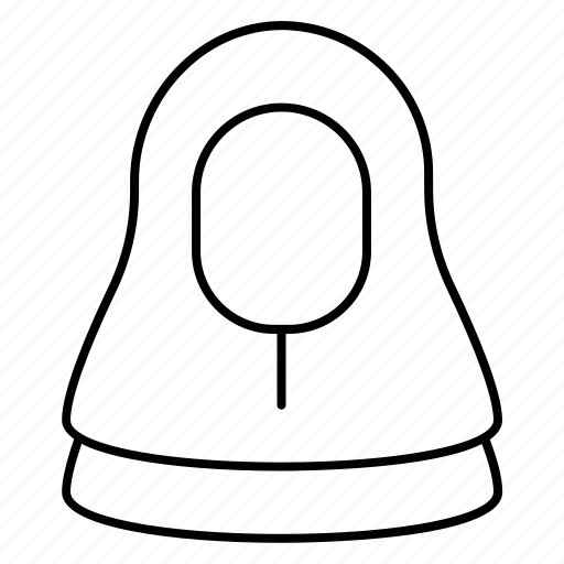 Female, hijab, islam, muslim, ramadan icon - Download on Iconfinder