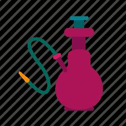 arab, culture, hookah, pipe, shop, smoke, traditional icon