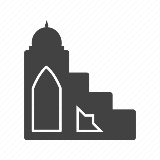 architecture, mimbar, mosque, muslim, prayer, ramadan, wood icon