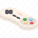 controller, game, gamepad, play, player, remote icon