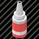 container, dropper, dropper bottle, jar, medicine bottle, medicine dropper icon