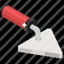 construction tool, digging shovels, gardening equipment, shovel, spade, trowel icon