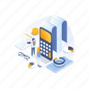 accounting, paln, data, bsiness, use icon