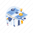 testing, split, ui, design, development, app icon