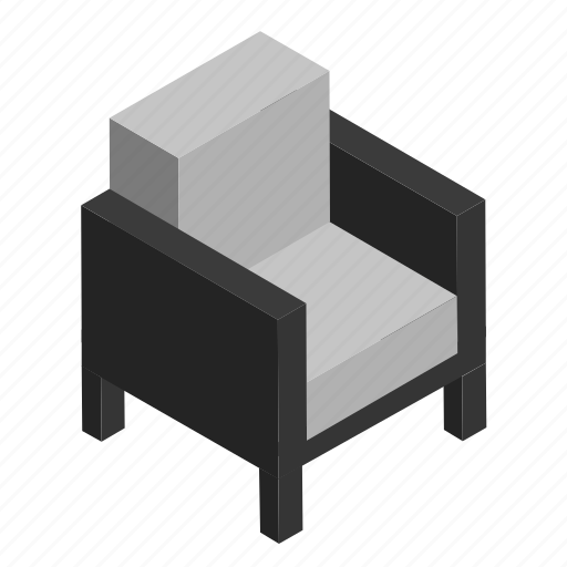 armchair, couch, interior, seat, seating, settee, sofa icon