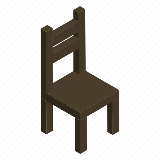 bench, chair, furniture, interior, metal, seat, seating icon