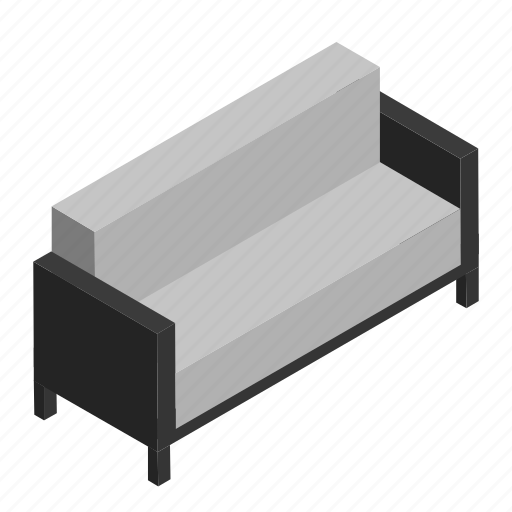 \'Isometric Furniture\' by Romualdas Jurgaitis