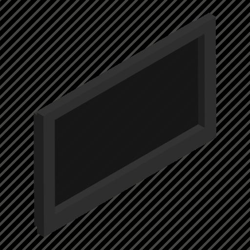 flatscreen, interior, screen, television, tv icon