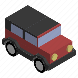 car, engine, jeep, off, road, suv, vehicle icon