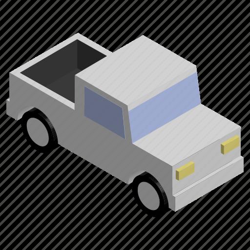 american, car, engine, pickup, truck, vehicle icon